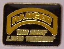 Hat Lapel Push Tie Tac Pin U S Army Ranger NEW