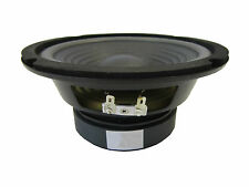"""NEW 6.5"""" Woofer Speaker.Replacement.4 ohm.Car & home Audio.6 1/2.six half inch"""