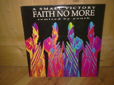 "FAITH NO MORE a small victory 12"" MAXI 45T"