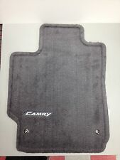2007-2011 CAMRY CARPET FLOOR MATS-GRAY PT206-32100-12 GENUINE TOYOTA