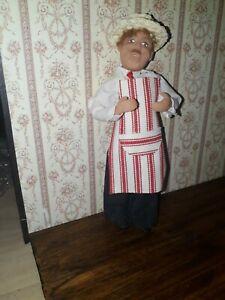 12th scale dolls house miniature butcher/fishmonger