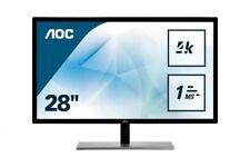 *B-WARE* AOC 28 Zoll Monitor 70,9 cm UHD 4K AMD FreeSync, U2879VF