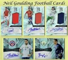 Autographed Football Trading Cards