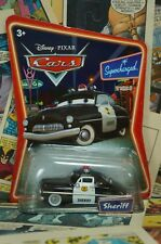 Disney Pixar Cars Sheriff Supercharged Die Cast
