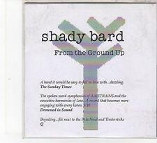 (FB671) Shady Bard, From The Ground Up - DJ CD