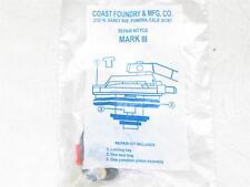 COAST FOUNDRY Toilet Tank Fill Valve Repair Kit for MARK III