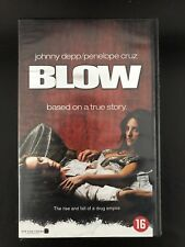 Blow VHS Tape English with dutch subs