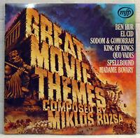 Great Movie Themes - Miklos Rozsa - 1963 vinyl LP MFP 5232
