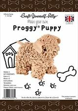 Craft Yourself Silly Proggy Puppy Kit - New in pack