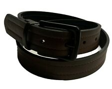 Wonder Nation Boys Brown and Black Reversible Casual Belt Size M/l (8-12)