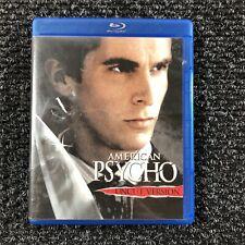 American Psycho Blu-ray Disc, 2007 Uncut Edition