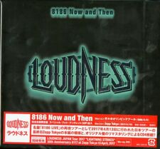 LOUDNESS-8186 NOW AND THEN-JAPAN 4 CD O23