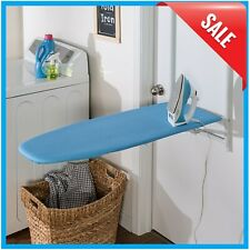 New Ironing Board Hanging / Folding Over The Door Home Iron Board - Space Saving