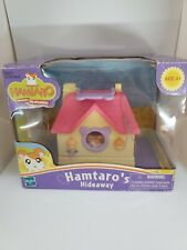 Hamtaro'S Hideaway By Hasbro Vintage Little Hamsters.Big Adventures
