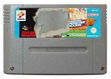 INTERNATIONAL SUPERSTAR SOCCER DELUXE (SNES Game) ISS Pro Evo Super Nintendo D