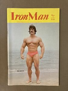 Ironman Bodybuilding Muscle Fitness Magazine / Mike Mentzer / 05-78
