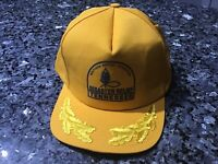 Vintage Hat Cap Southern Baptist Convention Disaster Relief Tennessee Gold Leaf