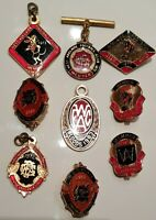 WEST ADELAIDE  FOOTBALL CLUB MEMBER'S BADGES - SOLD SEPARATELY.