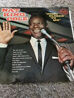 VINTAGE Nat King Cole - Come Closer To Me - Vinyl Record LP Album - MFP 5210