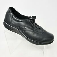SAS Women's Sz 11 S Narrow Walk Easy Black Comfort Casual Walking Shoes USA