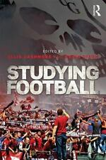 STUDYING FOOTBALL - CASHMORE, ELLIS (EDT)/ DIXON, KEVIN (EDT) - NEW PAPERBACK BO