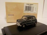 Mini - Raf, Oxford Diecast 1/76 New