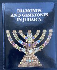 Diamonds & Gemstones in Judaica Hardcover Book Harry Oppenheimer Diamond Museum