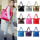 Women Fashion Shoulder Bag Space Cotton Totes Handbag Feather Down Messenger bag