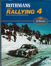 World Rallying 4 by Martin Holmes, Hugh Bishop (Hardback, 1982)