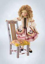 Goldilocks ~ impresionante Fieltro Muñeca por Maggie Iacono ~ edición Limitada 40!!!