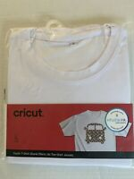 Cricut Youth T-Shirt Blank Large Compatible w/Infusible Ink Free Shipping