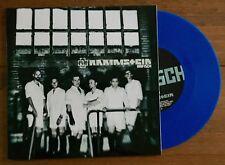 """Rammstein - Haifisch  7"""" Blue Vinyl"""