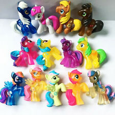 random 10PCS MY LITTLE PONY FRIENDSHIP IS MAGIC PARTY GAME CELEBRATE MLP FIGURES