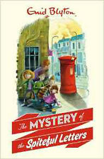 The Mystery of the Spiteful Letters (The Mystery Series), New, Blyton, Enid Book