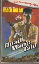 Executioner #125: Dead Man's Tale - PB 1989 -  Don Pendleton - Mack Bolan