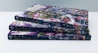 Dark Prince Manga Vol.1-2-3 Yaoi,yamila Abraham M.A.sambre