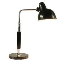Christian Dell Tisch Leuchte Kaiser Idell Model 6607 Bauhaus Design Lampe 1934