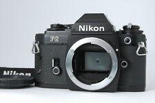 [Near MINT] Nikon FG 35mm SLR Film Camera Body Only Black From JAPAN C98