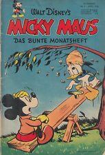 Micky Maus Nr. 4 1952, Original