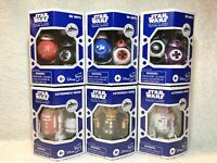 Star Wars Galaxy's Edge Trading Outpost Astromech BB Unit Droid Set of 6