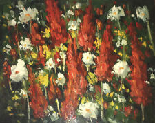 #137 ART Bild Gemälde Original Unikat Malerei auf Leinwand 50 x 40 cm