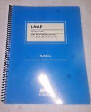 Okuma I-Map   Osp7000M/700M Edit Function Manual 1st Edition   M4
