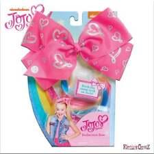 JoJo Siwa Bowtastic Bodacious bow-Rose Avec Pince en Extension Cheveux
