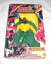 The Vision - Marvel Universe (10 inch) - (MISB) - 100% complete (Toy Biz)