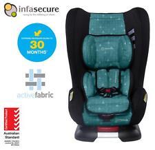 New Infasecure Kompressor 4 Treo Convertible Kid Baby Car Seat 0-4 years Aqua