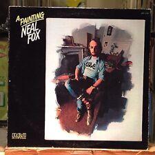 [Rock/Pop]~Nm Lp~Neal Fox~A Painting~[1977 Rca]~