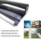 Window Film / One Way Mirror Window Tint Privacy UV Reflective Static Cling