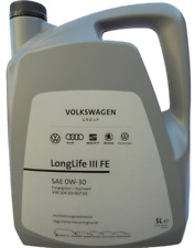Genuine Volkswagen Oil 504/507 Long Life 3 - 5ltrs. 0w-30
