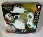 + Hasbro Star Wars D-0 RC / Remote Control  Electronic Droid Toy New Sealed +