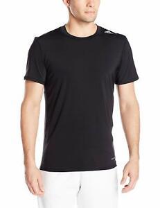 Adidas Men's TechFit Baselayer Short Sleeve Top, Color Options